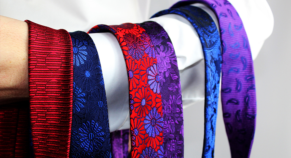 The Basics of silk ties